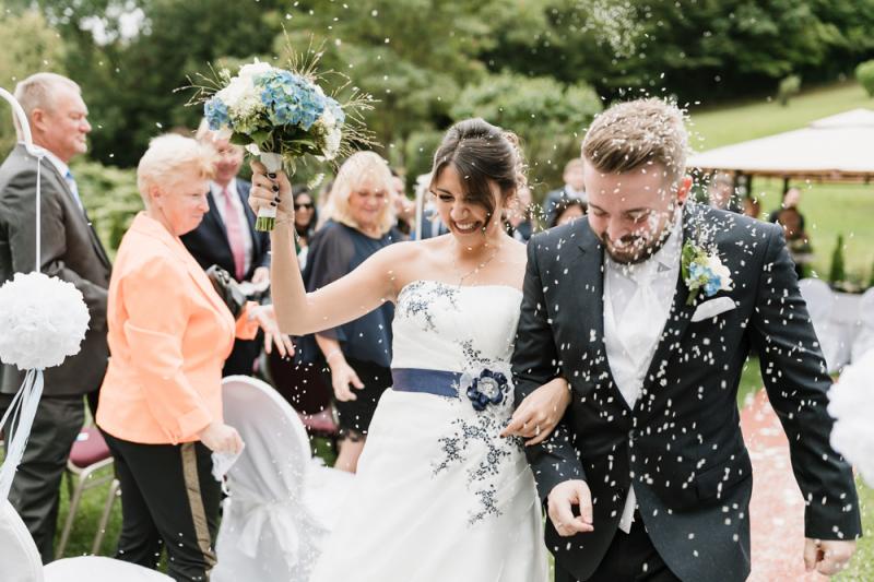 Hochzeitsfotografie von Alexandra & Manuel - Wienerwald