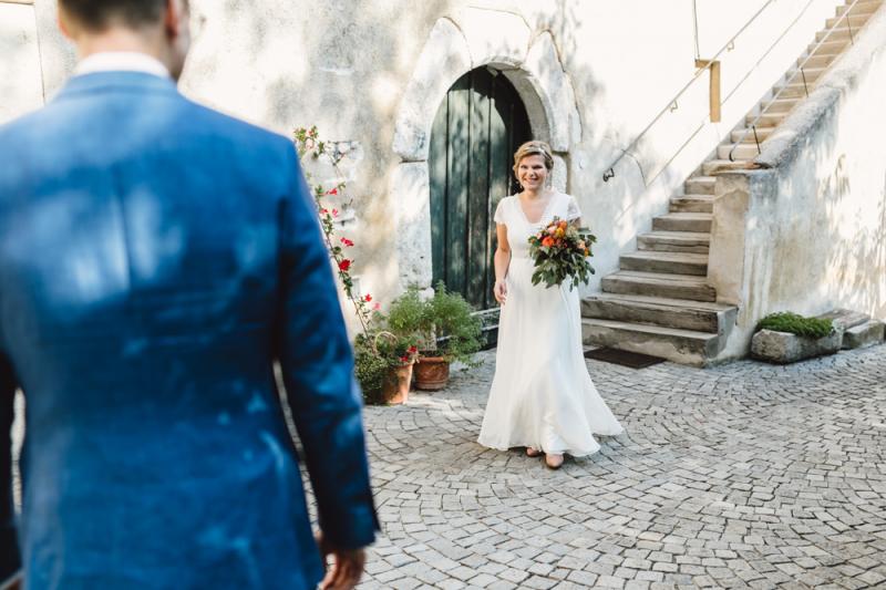 Hochzeitsfotografie von Stefanie & Sebastian - Gut Oberstockstall