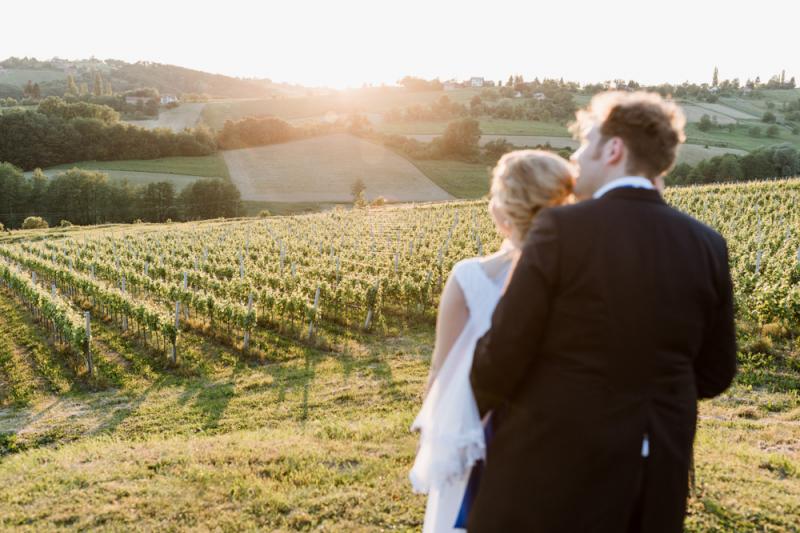 Hochzeitsfotografie von Iva & Christoph - Kroatien