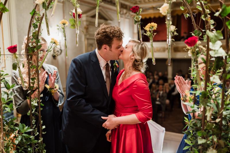 Hochzeitsfotografie von Christoph & Iva - Schloss Weitra