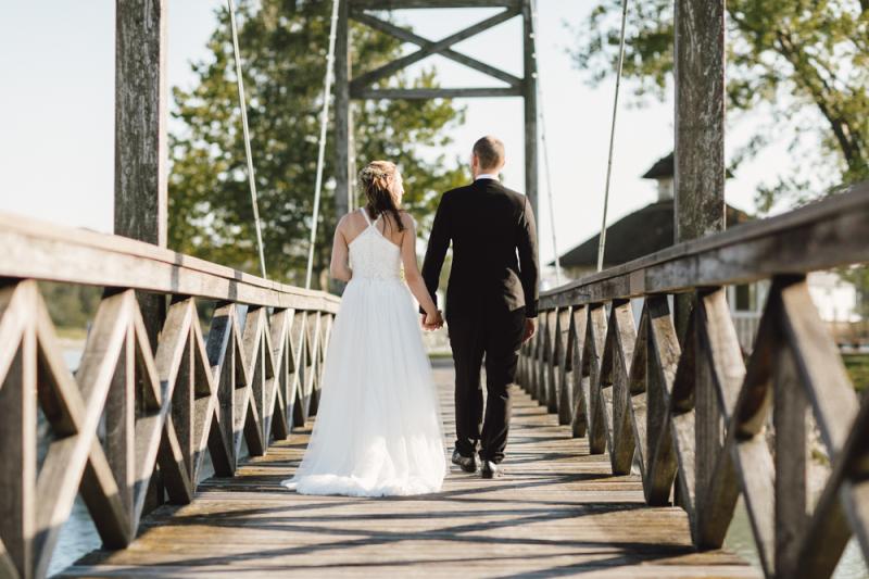 Hochzeitsfotografie von Lisa & Manuel - Villa Vita Pannonia