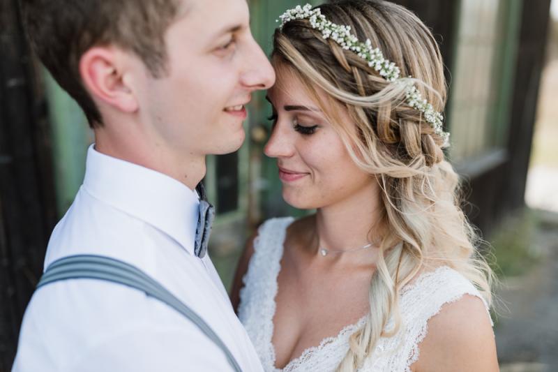 Hochzeitsfotografie von Tanja & Daniel - Waidhofen