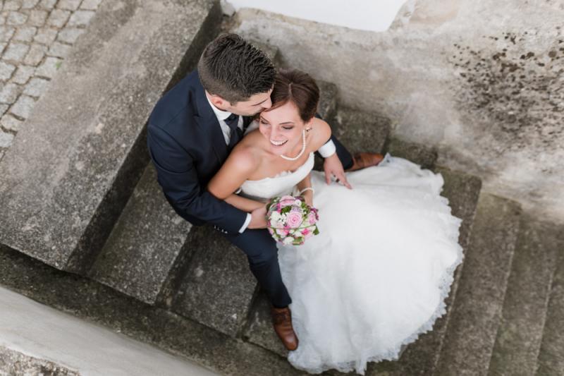 Hochzeitsfotografie von Denise & Daniel - Schloss Drösiedl